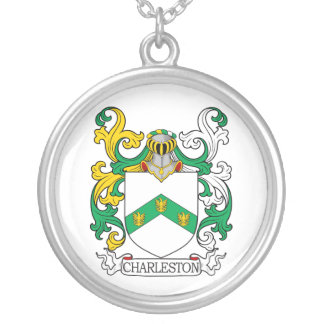 Escudo de armas I de Charleston Colgante Personalizado