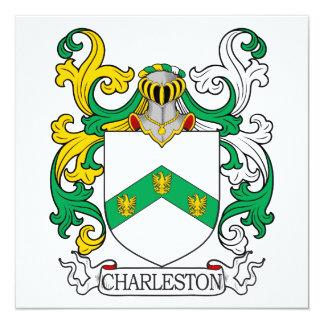 Escudo de armas I de Charleston Comunicado Personalizado