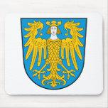 Escudo de armas Mousepad de Nurnberg Tapetes De Ratón