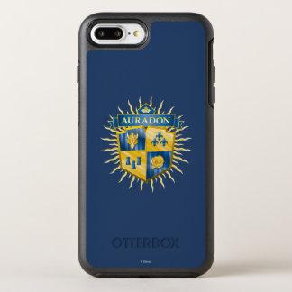 Escudo de Auradon Funda OtterBox Symmetry Para iPhone 7 Plus
