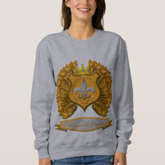 Escudo de Brown, corona y camiseta de las alas