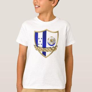Escudo de Catrachos del La del emblema del Camiseta