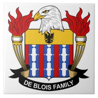 Escudo de De Blois Family Azulejos
