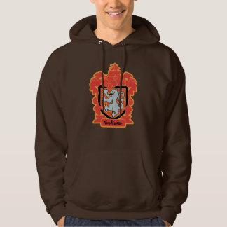 Escudo de Gryffindor del dibujo animado Sudadera