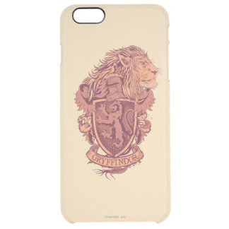 Escudo de GRYFFINDOR™ Funda Clear Para iPhone 6 Plus