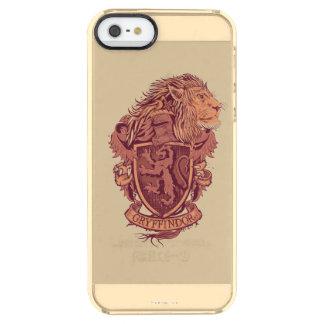 Escudo de GRYFFINDOR™ Funda Clear Para iPhone SE/5/5s