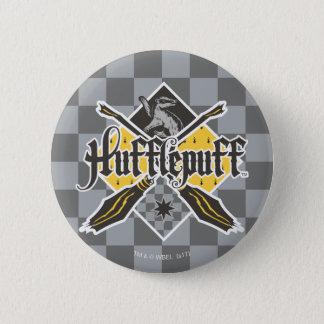 Escudo de Harry Potter el | Gryffindor QUIDDITCH™ Chapa Redonda De 5 Cm