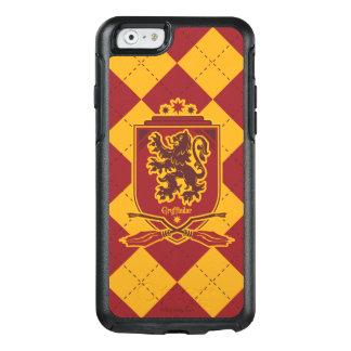 Escudo de Harry Potter el | Gryffindor Quidditch Funda Otterbox Para iPhone 6/6s