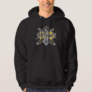 Escudo de Harry Potter el | Gryffindor QUIDDITCH™ Sudadera