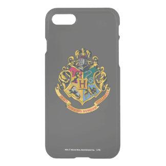 Escudo de Harry Potter el   Hogwarts a todo color Funda Para iPhone 7