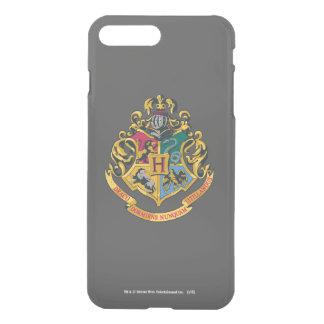 Escudo de Harry Potter el   Hogwarts a todo color Fundas Para iPhone 7 Plus