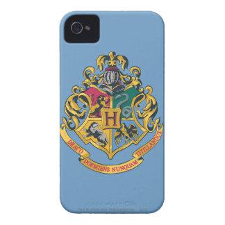 Escudo de Harry Potter el | Hogwarts Funda Para iPhone 4 De Case-Mate