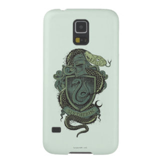 Escudo de Harry Potter el | Slytherin Funda Para Galaxy S5