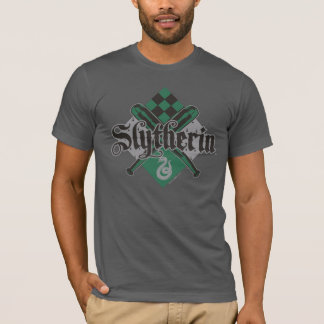 Escudo de Harry Potter el | Slytherin Quidditch Camiseta