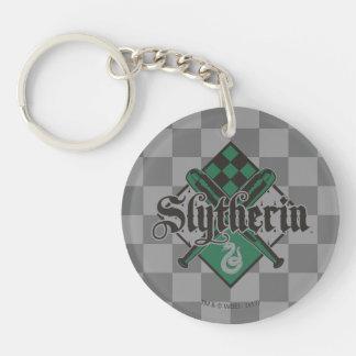 Escudo de Harry Potter el | Slytherin QUIDDITCH™ Llavero