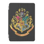 Escudo de Hogwarts a todo color Cover De iPad Mini
