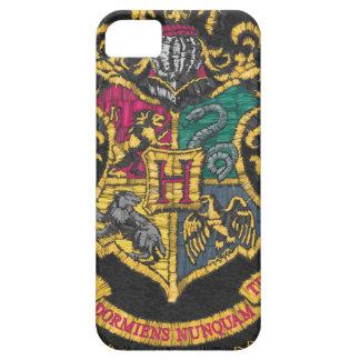 Escudo de Hogwarts del vintage de Harry Potter el Funda Para iPhone SE/5/5s