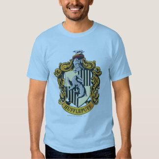 Escudo de Hufflepuff Camisas