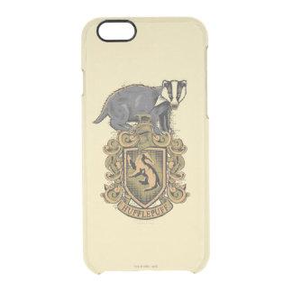 Escudo de HUFFLEPUFF™ Funda Clear Para iPhone 6/6S