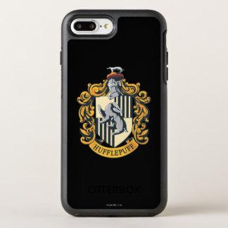 Escudo de Hufflepuff Funda OtterBox Symmetry Para iPhone 7 Plus