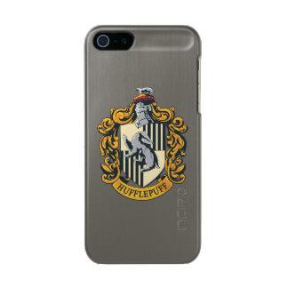 Escudo de Hufflepuff Funda Para iPhone 5 Incipio Feather Shine