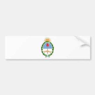 Escudo de la Argentina - escudo de armas de la Pegatina Para Coche