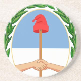 Escudo de la Argentina - escudo de armas de la Posavasos