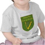 Escudo de la bandera del _1798 camiseta