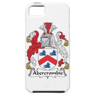 Escudo de la familia de Abercrombie iPhone 5 Case-Mate Cárcasa