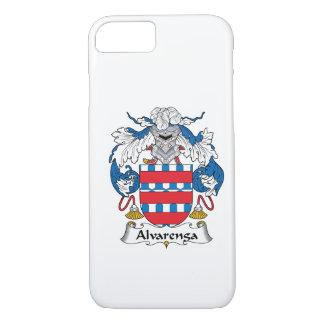 Escudo de la familia de Alvarenga Funda iPhone 7