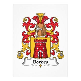 Escudo de la familia de Bordes Anuncio
