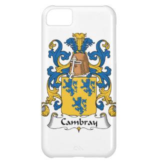 Escudo de la familia de Cambray