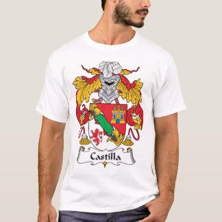 Escudo de la familia de Castilla Camiseta