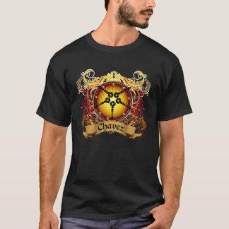 Escudo de la familia de Chavez Camiseta