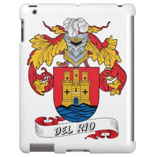 Escudo de la familia de Del Río