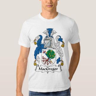 Escudo de la familia de MacGregor Camiseta