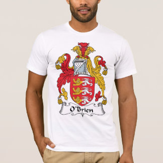 Escudo de la familia de O'Brien Camiseta