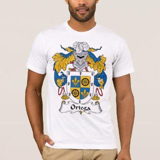 Escudo de la familia de Ortega Camiseta