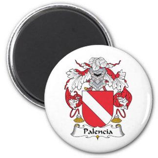Escudo de la familia de Palencia Imanes