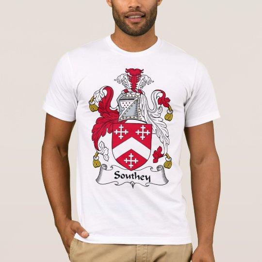 Escudo de la familia de Southey Camiseta