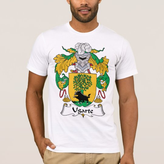 Escudo de la familia de Ugarte Camiseta
