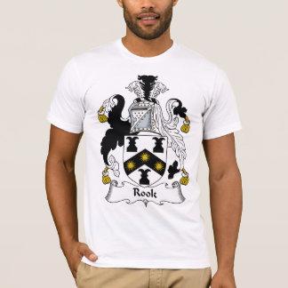 Escudo de la familia del grajo camiseta