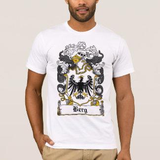 Escudo de la familia del iceberg camiseta