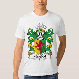 Escudo de la familia del mariscal camisetas