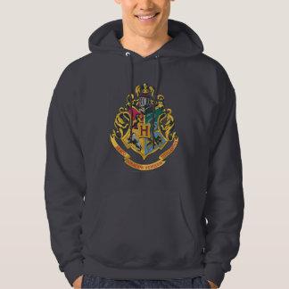 Escudo de las casas de Hogwarts cuatro Sudadera