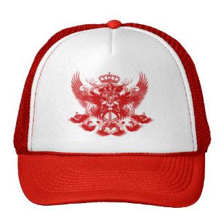 Escudo de las leyendas - casquillo del camionero gorros bordados