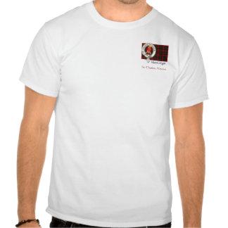 Escudo de MacGregor, St Charles, Missouri Camiseta