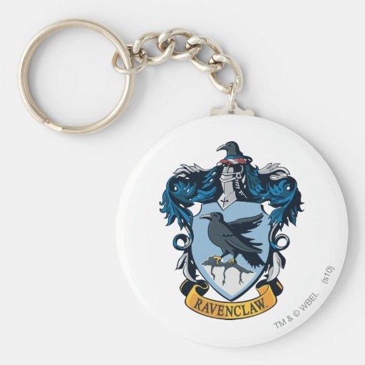 Escudo de Ravenclaw Llaveros Personalizados
