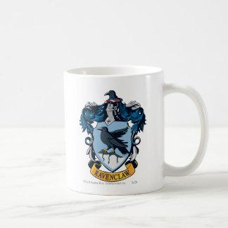 Escudo de Ravenclaw Taza Básica Blanca
