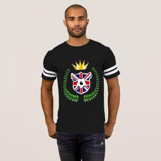 Escudo de Reino Unido Camiseta
